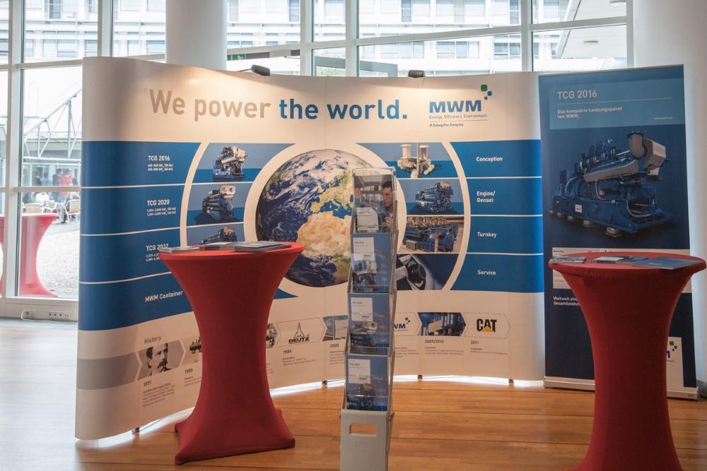 BHKW-Jahreskonferenz 2014 - Aussteller