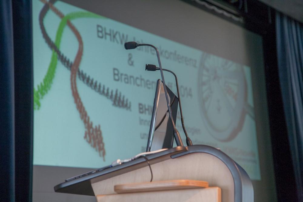 BHKW-Jahreskonferenz 2014 - Hotel