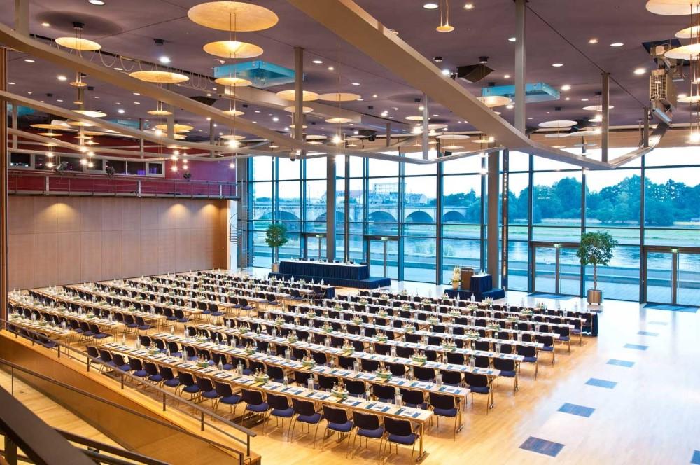 Maritim Hotel & Intern. CongressCenter Dresden, Tagungssaal